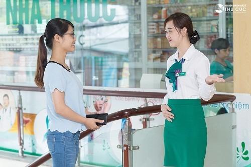 Với hệ thống đặt lịch hẹn nhanh chóng, toàn diện của bệnh viện Thu Cúc, quý khách hàng sẽ không mất thời gian chờ đợi, chủ động hơn trong thăm khám.