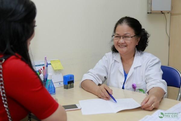 Bệnh nhân hoàn toàn yên tâm khi được thăm khám, tư vấn điều trị và phẫu thuật bởi đội ngũ bác sĩ hàng đầu từ bệnh viện Thu Cúc và nhiều bác sĩ đầu ngành từ các bệnh viện hàng đầu.