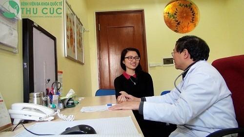 Quy tình phẫu thuật u lành đại, trực tràng ở Bệnh viện Thu Cúc diễn ra nhanh chóng, an toàn và chuyên nghiệp.