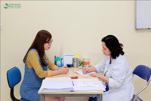 Khám thai giúp mẹ bầu biết rõ sức khỏe bản thân cũng như sự phát triển của em bé