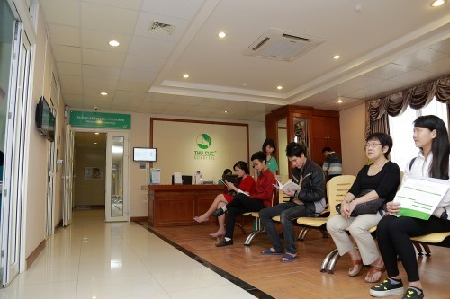 Bệnh viện Đa khoa Quốc tế Thu Cúc là địa chỉ y tế chuyên khám và điều trị các bệnh lý phụ khoa