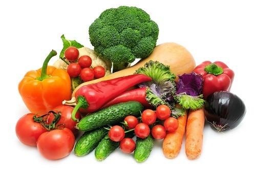 Trái cây và rau quả chứa một số chất dinh dưỡng tăng cường sức khỏe của hệ thống tuần hoàn