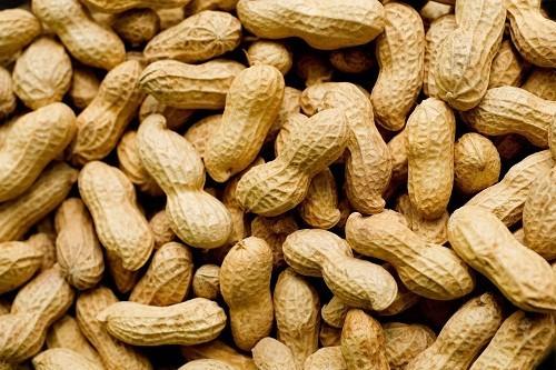 Thực phẩm như lạc có thể cản trở sự hấp thu i-ốt của cơ thể, dẫn tới tình trạng bướu cổ.