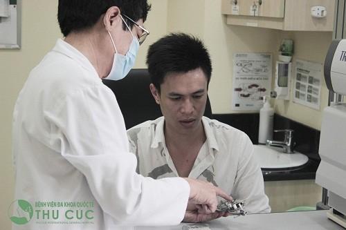 Bệnh viện Thu Cúc là địa chỉ uy tín được nhiều người lựa chọn để điều trị các bệnh lý nam khoa.