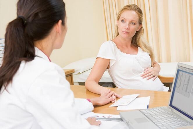 Phụ nữ mang thai dễ bị viêm âm đạo.