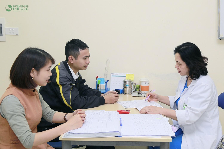 Phòng khám Sản phụ khoa Bệnh viện Đa khoa Quốc tế Thu Cúc là địa chỉ khám chữa uy tín các bệnh xã hội.