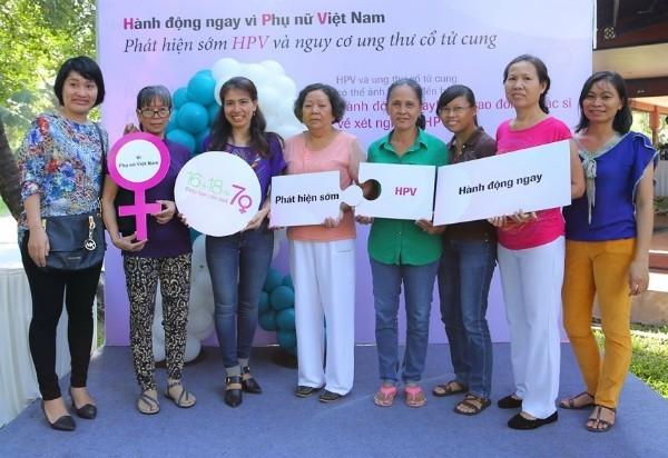 Phát hiện sớm virus HPV giúp phòng ngừa và điều trị ung thư cổ tử cung hiệu quả.