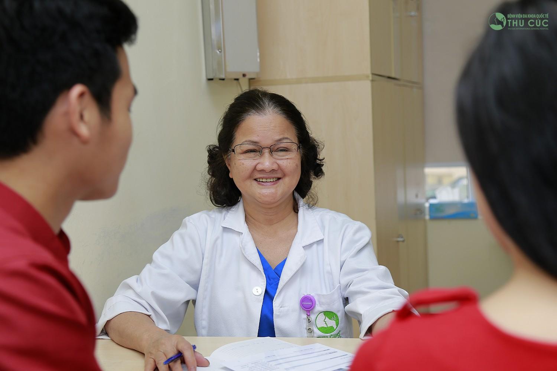 Phòng khám Sản phụ khoa Bệnh viện Đa khoa Quốc tế Thu Cúc là địa chỉ khám vô sinh - hiếm muộn uy tín, chất lượng.