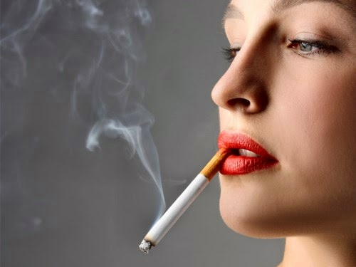 Thuốc lá cản trở việc thụ thai