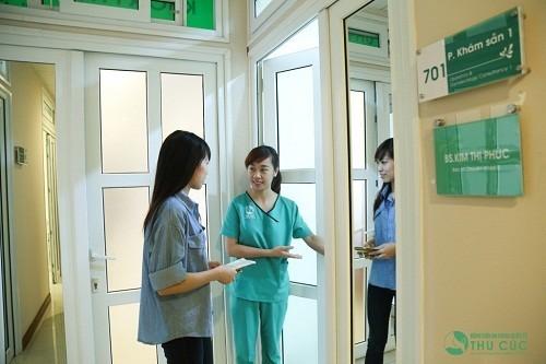 Bệnh viện Đa khoa Quốc tế Thu Cúc là địa chỉ khám chữa uy tín về vô sinh - hiếm muộn.