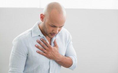 Nguyên nhân gây đau ngực sau khi ăn