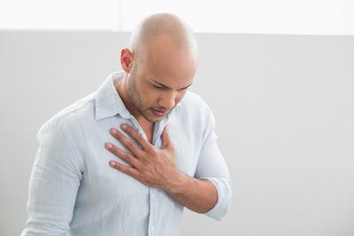 Nếu đau ngực xảy ra sau khi ăn, nhiều khả năng là do ợ nóng.