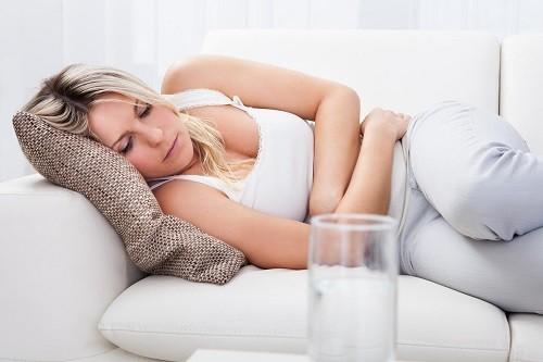 Tiêu chảy cũng có thể là do chứng không dung nạp lactose, xuất phát từ tình trạng phụ nữ mang thai tăng tiêu thụ sữa như một phần trong chế độ ăn uống lành mạnh.