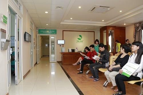 Phòng khám Sản phụ khoa Bệnh viện Thu Cúc là địa chỉ khám chữa uy tín, chất lượng cao các bệnh phụ khoa ở nữ giới.