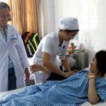 Lạ lùng sản phụ mang thai ở… gan