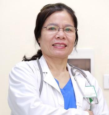 Bác sĩ Chuyên khoa II Nguyễn Thị Bánh – Bác sĩ Chuyên khoa Nhi, Hệ thống y tế Thu Cúc.