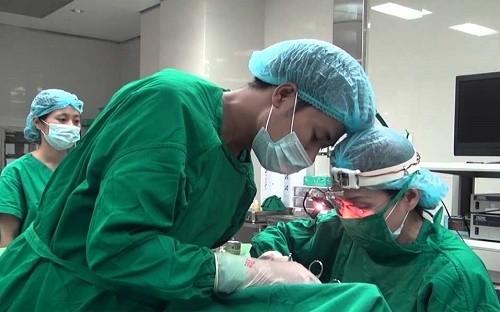 Chuyên khoa Tai mũi họng Bệnh viện Thu Cúc là địa chỉ tin cậy giúp phẫu thuật cắt amidan thành công