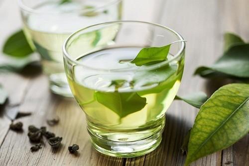 Chất chiết xuất trong trà xanh giúp ngăn chặn các thiệt hại ở võng mạc và thủy tinh thể.