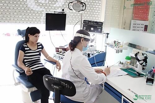 Chuyên khoa Tai mũi họng của bệnh viện Thu Cúc là địa chỉ khám bệnh ngoài giờ được nhiều người bệnh tin tưởng.