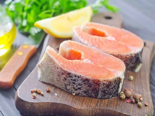 Theo khuyến cáo của các nhà nghiên cứu, nên ăn cá 3 lần/tuần để tốt cho sức khỏe đại tràng.