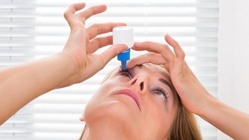 Làm thế nào để hết co giật mí mắt