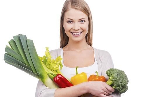 Trái cây và rau quả rất giàu chất dinh dưỡng và vitamin có lợi trong việc thúc đẩy khả năng miễn dịch.