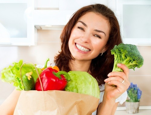 Tăng cường bổ sung lượng chất xơ trong chế độ ăn uống hàng ngày