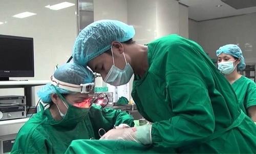 Để mổ polyp mũi thành công, người bệnh cần tìm đến bệnh viện có chuyên khoa Tai mũi họng
