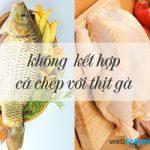 Thực phẩm tuyệt đối không được kết hợp khi nấu cháo cho bé