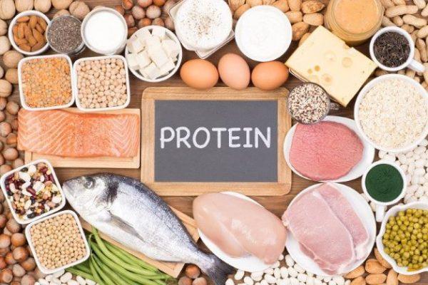 Protein là thực phẩm mau lành vết thương không thể bỏ qua