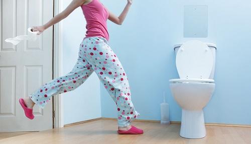 Nên duy trì thói quen đi vệ sinh ngay khi có nhu cầu.
