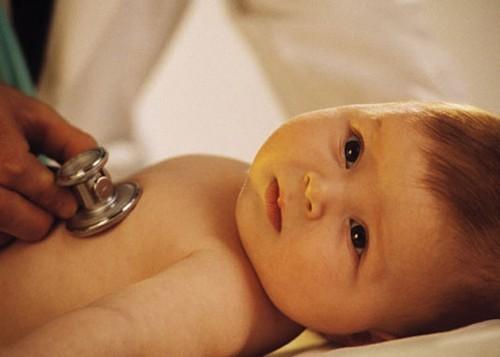 Bệnh phổi bẩm sinh không phải là bệnh hiếm gặp ở trẻ nhỏ nhưng lại khó phát hiện sớm bệnh