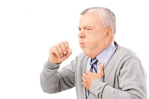 Ho có thể là một trong những biểu hiện của bệnh phổi