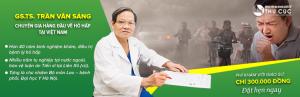 GS.TS Trần Văn Sáng - chuyên gia hàng đầu về hô hấp tại Việt Nam