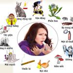 Các bệnh về phổi – phế quản thường gặp