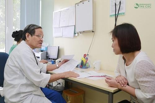 Cần tuân thủ theo đúng hướng dẫn của bác sĩ về cách điều trị để cải thiện sớm bệnh (ảnh minh họa)
