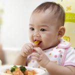 Chế độ dinh dưỡng cho trẻ 10 tháng tuổi