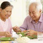 Chế độ dinh dưỡng hợp lý cho người cao tuổi