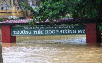 Bộ Y tế hỗ trợ phao cứu sinh, thuốc cho 4 tỉnh bị mưa lũ