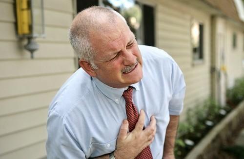 Hen phế quản ở người già nếu không được phát hiện và điều trị sớm có thể gây biến chứng nguy hiểm