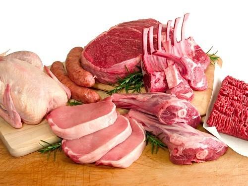 Bắt đầu một chế độ ăn giàu protein thấp.
