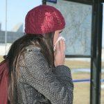 Ngăn chặn tình trạng chảy máu mũi vào mùa lạnh