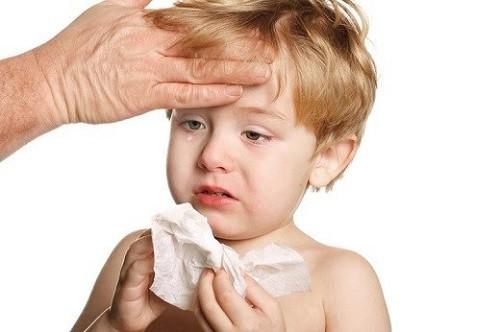 Nhiễm trùng đường hô hấp là bệnh rất hay gặp ở trẻ nhỏ, gây ảnh hưởng xấu tới sức khỏe