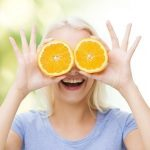 Những thực phẩm giúp đôi mắt sáng
