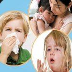 Vì sao trẻ bị nhiễm trùng đường hô hấp?