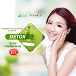 Tác dụng tuyệt vời của Detox đại tràng theo công nghệ Colon Hydrotherapy