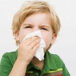 Các bệnh trẻ dễ mắc vào mùa đông