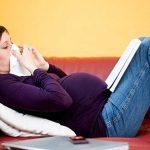 Hen phế quản có ảnh hưởng tới thai nhi?
