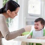 Những sai lầm thường gặp trong chăm sóc trẻ
