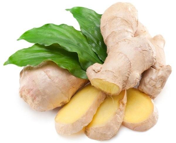 Gừng chứa nhiều vitamin và khoáng chất có lợi như kẽm, magiê, kali và beta-carotene. Chiết xuất từ gừng còn có thể tiêu diệt một số dạng tế bào ung thư phổi.